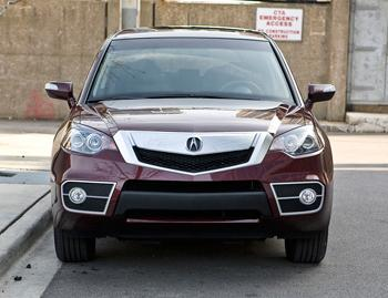 Our view: 2010 Acura RDX