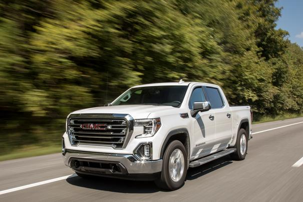 2019 GMC Sierra 1500 Review: Not as Nice as It Needs to Be