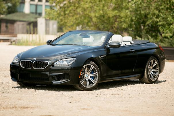 Our view: 2012 BMW M6
