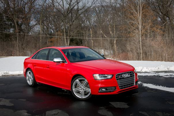 Our view: 2016 Audi S4