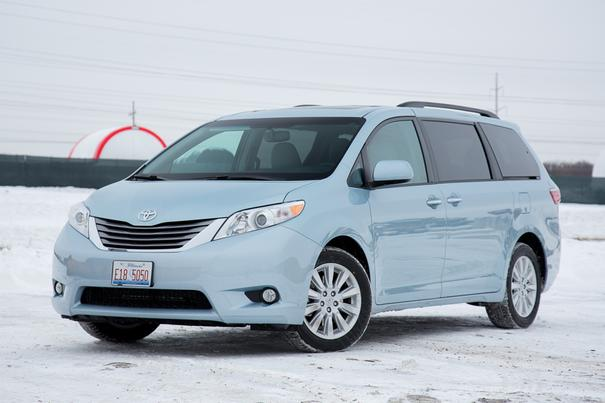 Our view: 2016 Toyota Sienna