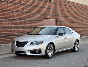 Our view: 2010 Saab 9-5
