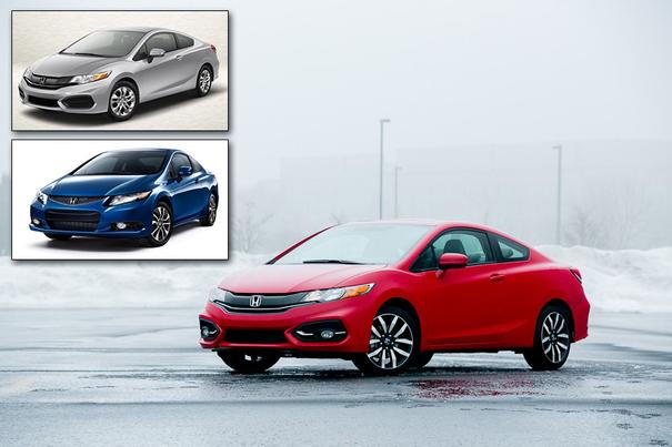 Our view: 2014 Honda Civic
