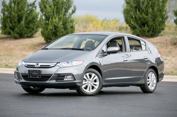 Our view: 2012 Honda Insight
