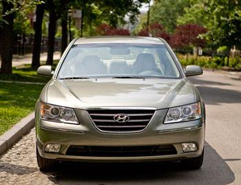 Our view: 2009 Hyundai Sonata
