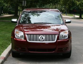 Our view: 2009 Mercury Sable