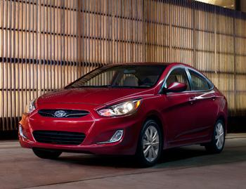 Our view: 2013 Hyundai Accent