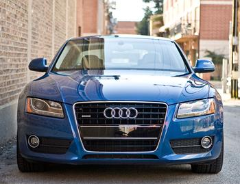 Our view: 2009 Audi A5