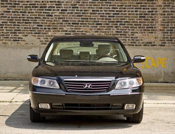 Our view: 2009 Hyundai Azera