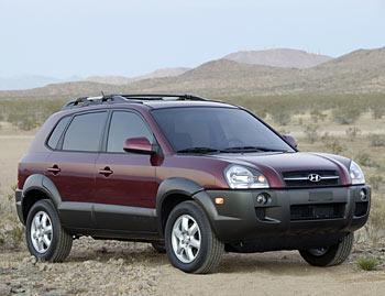 Our view: 2005 Hyundai Tucson