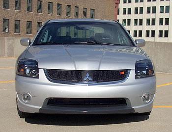Our view: 2007 Mitsubishi Galant