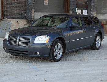Our view: 2008 Dodge Magnum