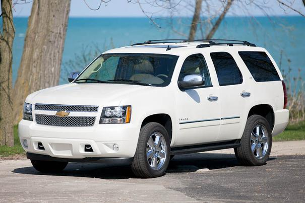 Our view: 2013 Chevrolet Tahoe