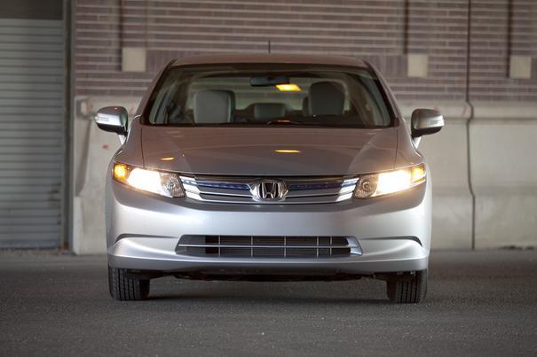 Our view: 2012 Honda Civic Hybrid