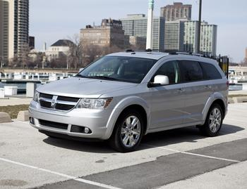 Our view: 2010 Dodge Journey