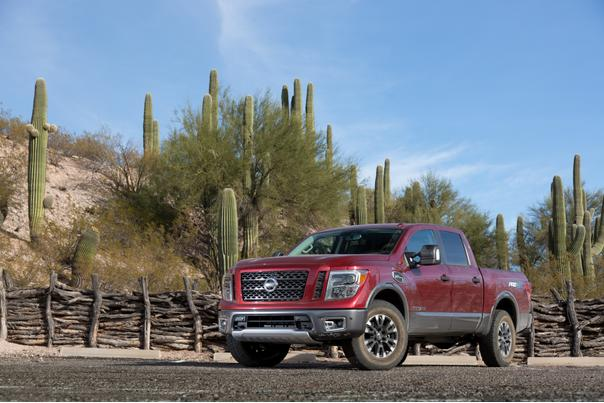 2017 Nissan Titan: Our View
