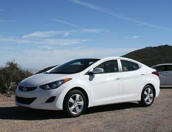 Our view: 2012 Hyundai Elantra
