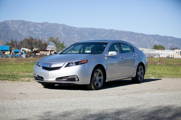 Our view: 2014 Acura TL