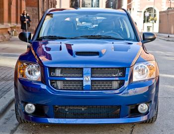 Our view: 2009 Dodge Caliber