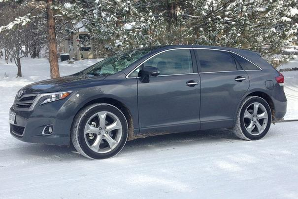 Our view: 2015 Toyota Venza