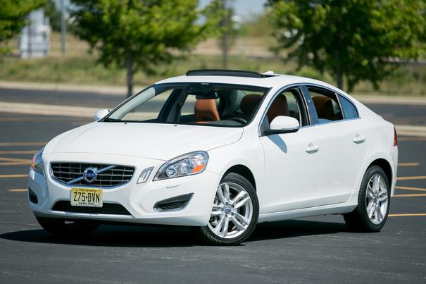 Our view: 2013 Volvo S60