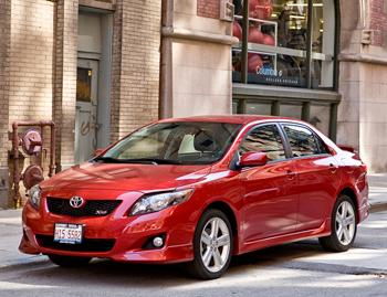 Our view: 2009 Toyota Corolla