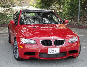 Our view: 2010 BMW M3