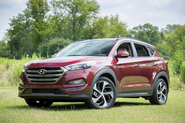 Our View: 2017 Hyundai Tucson