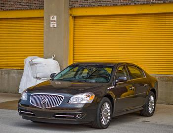 Our view: 2009 Buick Lucerne