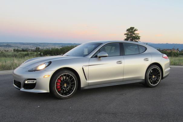 Our view: 2013 Porsche Panamera