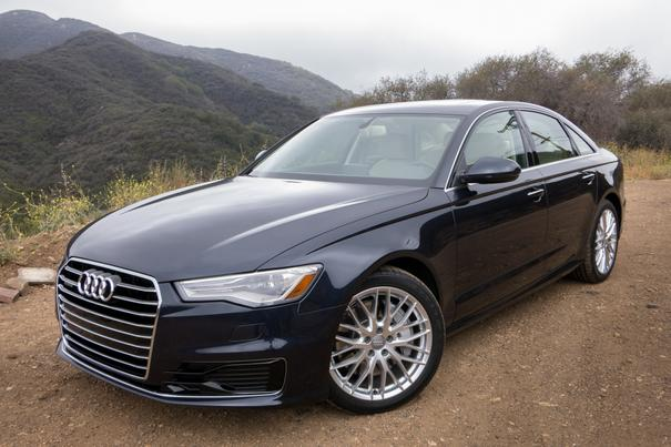 2017 Audi A6: Our View