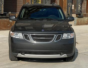 Our view: 2008 Saab 9-7X