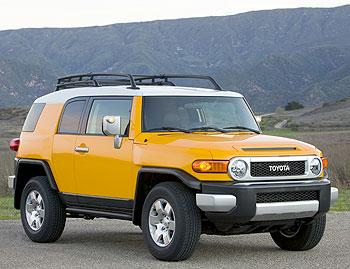 2008 toyota fj cruiser overview. Black Bedroom Furniture Sets. Home Design Ideas