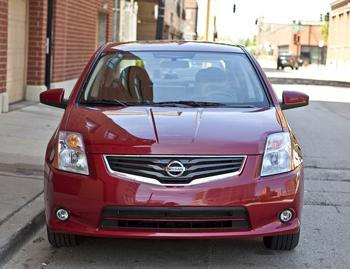 Our view: 2010 Nissan Sentra