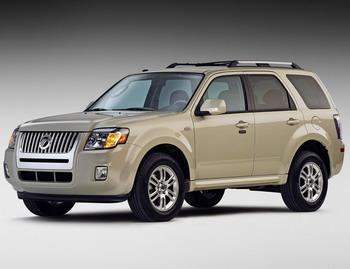 Our view: 2009 Mercury Mariner