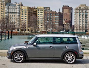 Our view: 2009 MINI Cooper S Clubman