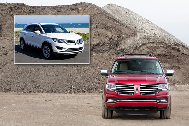 Our view: 2015 Lincoln Navigator