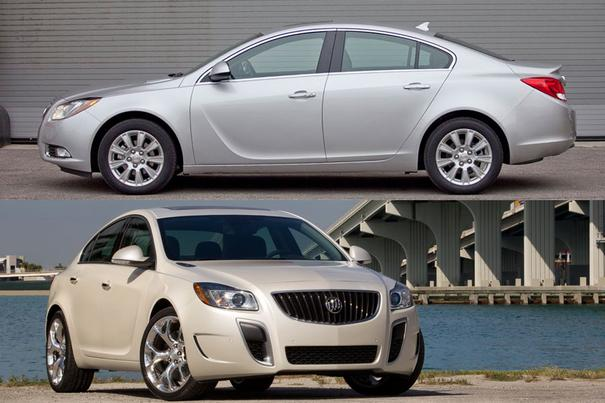 Our view: 2012 Buick Regal