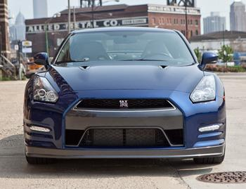 Our view: 2012 Nissan GT-R