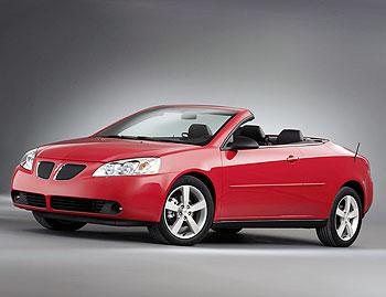 Our view: 2006 Pontiac G6