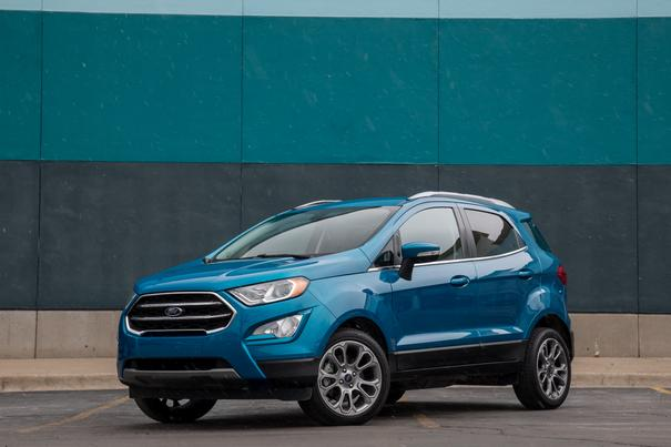 2018 Ford EcoSport Review: Appealing on Some Counts, Flawed on Many
