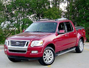 Ford Explorer Sport Trac Overview Carscom - 2002 explorer
