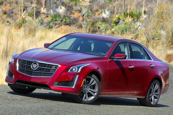 Our view: 2014 Cadillac CTS