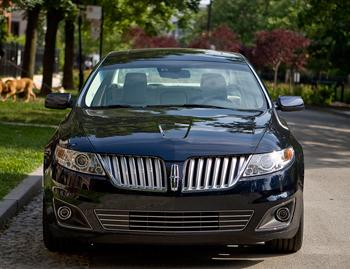 Our view: 2010 Lincoln MKS