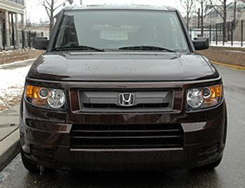 Our view: 2008 Honda Element