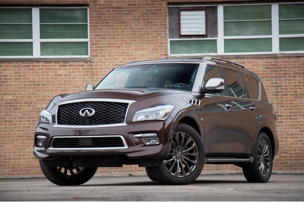 2014 infiniti qx80 reviews specs and prices. Black Bedroom Furniture Sets. Home Design Ideas