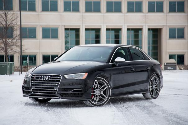 Our view: 2016 Audi S3