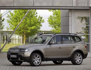 Our view: 2009 BMW X3