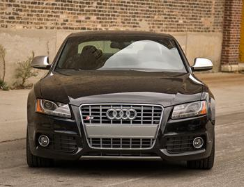 Our view: 2009 Audi S5