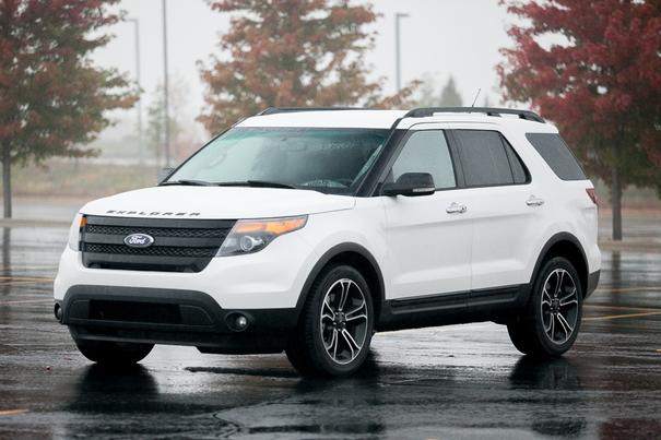 Our view: 2013 Ford Explorer